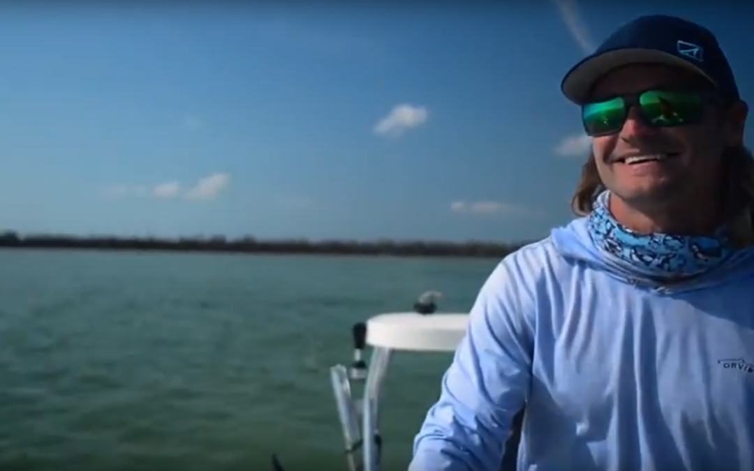 Fly Fishing for Tarpon on Big Pine Key